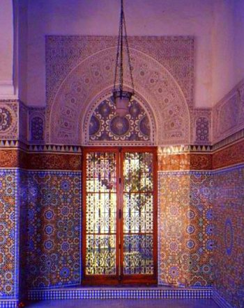 Paris Grand Mosque 012