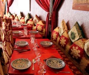 Le Mechoui du Prince, Moroccan restaurant