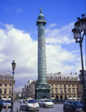 Paris Landmarks 008 Place Vendome