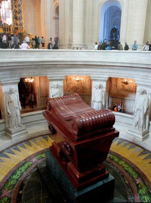 Napoleon's tomb, Les Invalides, Paris