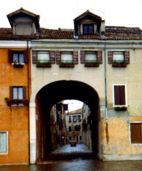 Cul-de-sac, Venice, Italy