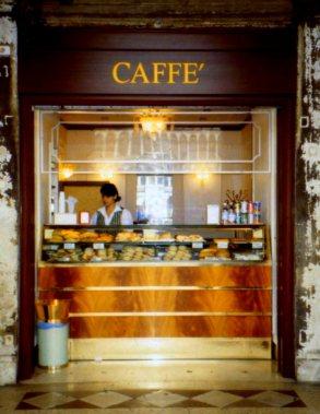 Café, Venice, Italy