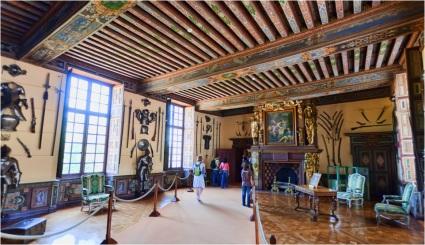 Salon, Château de Cheverny