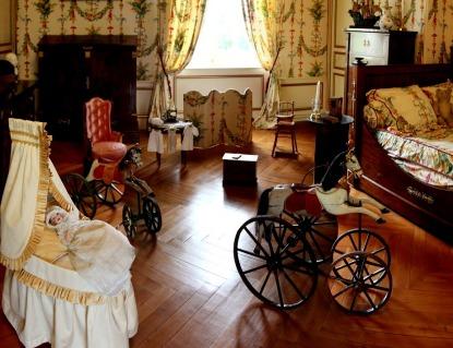 Nursery, Château de Cheverny