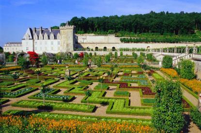 Gardens, Château de Cheverny