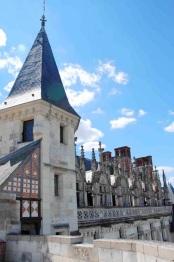 Ramparts, Château de Cheverny