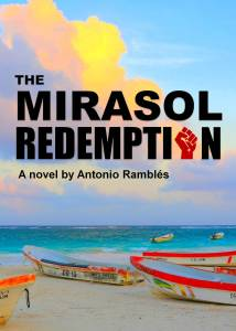 Mirasol Redemption cover design