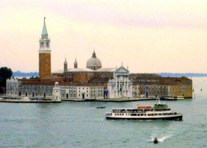 San Giorgio Maggiore Church, Venice