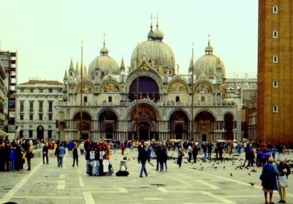 Basilica San Marcos, Venice, Italy