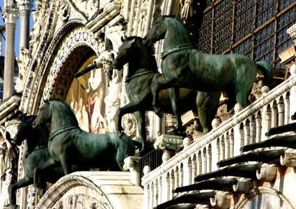 Four Horses of St, Mark's
