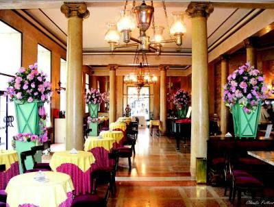 Pedrocchi Café, Padua, Italy