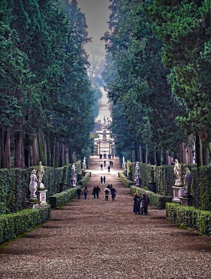Boboli Gardens Florence Italy Antonio Rambls Travels Math Wallpaper Golden Find Free HD for Desktop [pastnedes.tk]