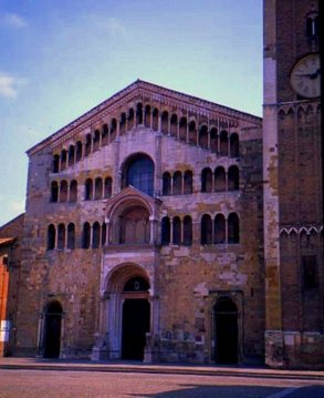 Basilica Santa Maria delle Grazie, Milano. Italy.