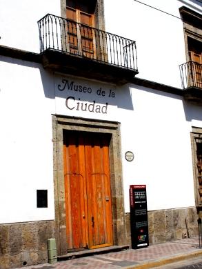 Museo de la Ciudad (Independencia @ 8 De Julio).
