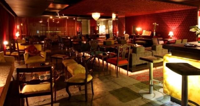 1er Piso (Premer Piso) Jazz Club interior (Pedro Moreno @ Escorza).