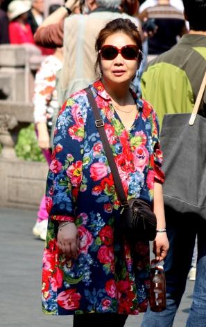 China 114 Shanghai candids 2015-03-31
