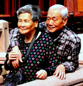 Seniors are particularly revered in China.