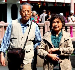 China 125 Shanghai candids 2015-03-31