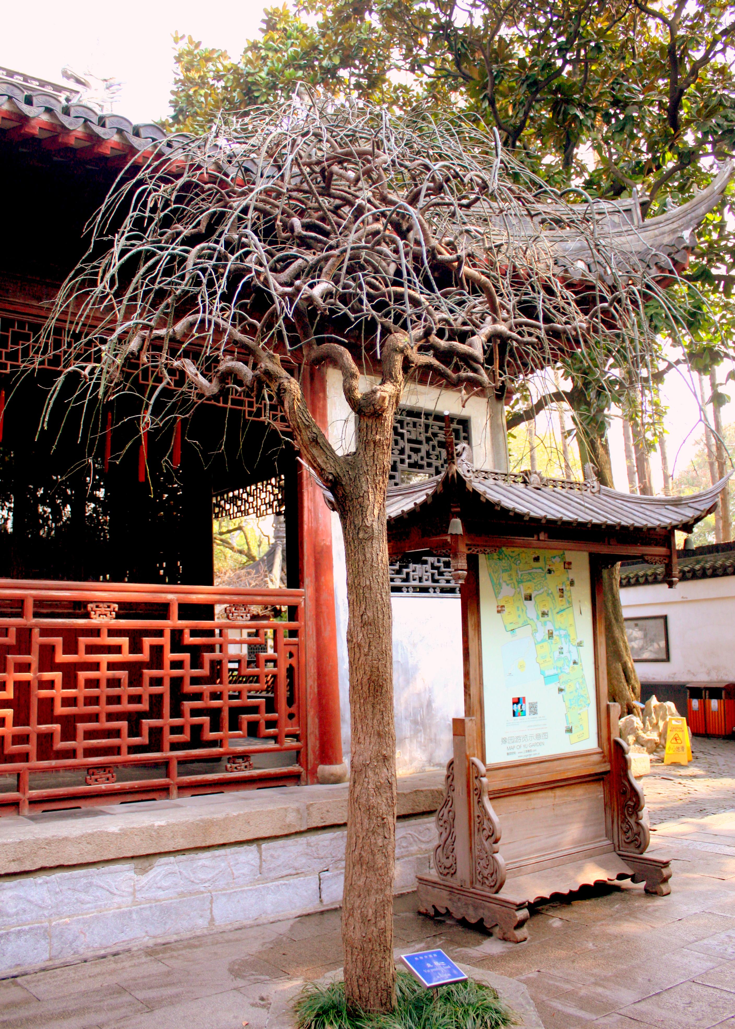 Shanghai s yu garden oasis antonio ramblés travels