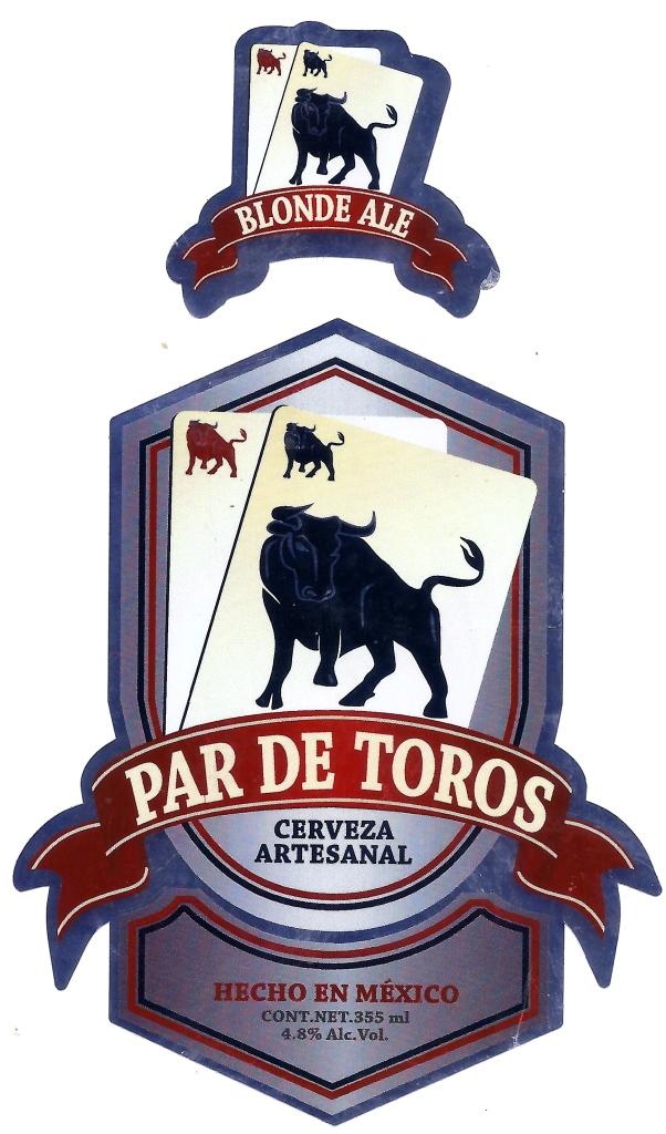 By Cervecería Par de Toros, Querétaro, Querétaro